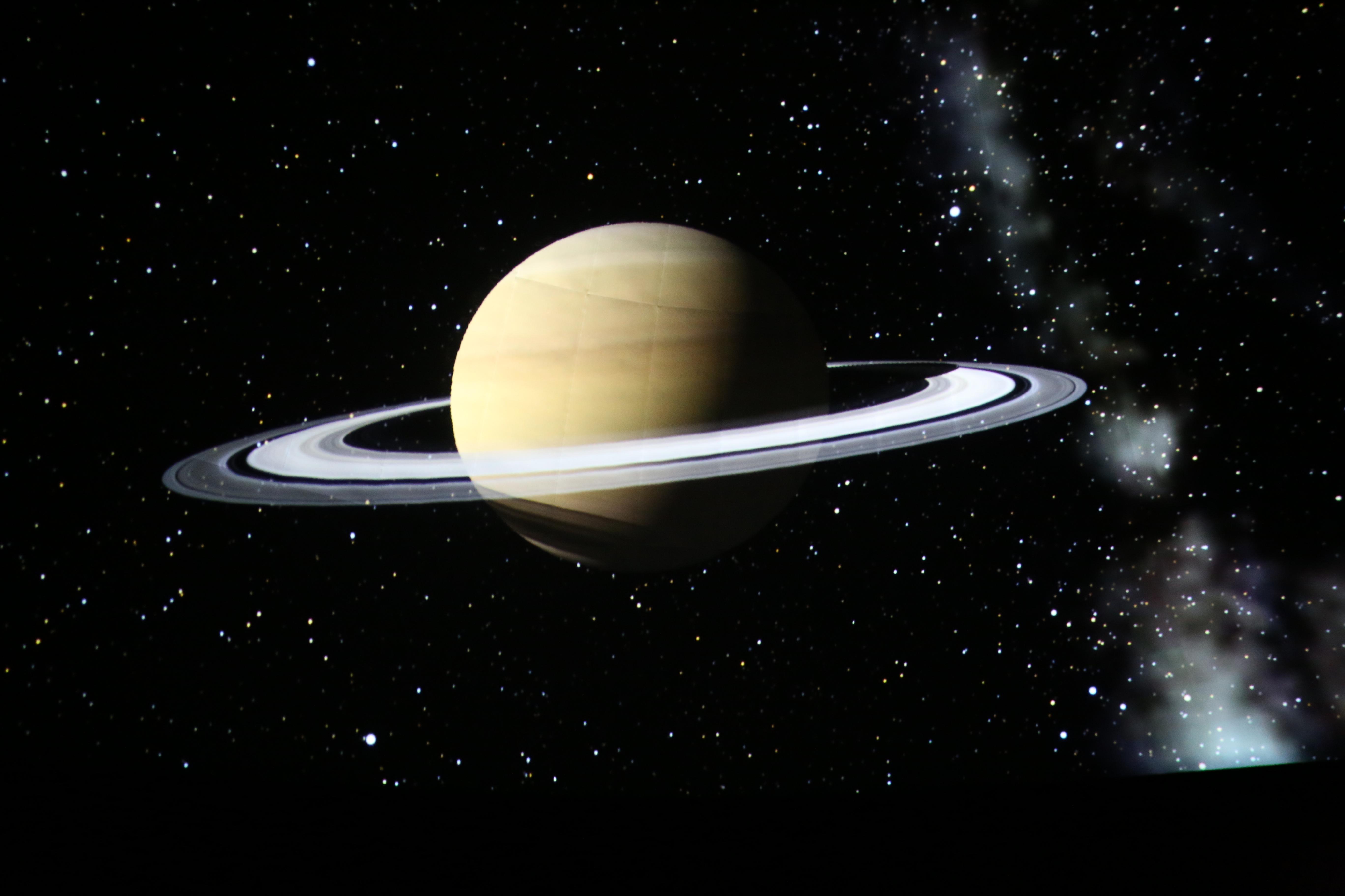 Mitakaで3D宇宙体験
